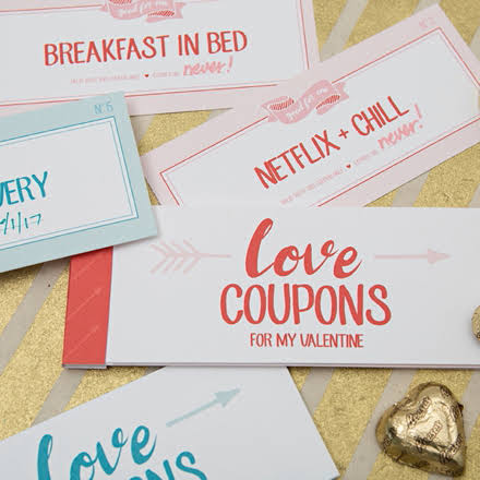 Personalized Coupon Book - The Event Planet