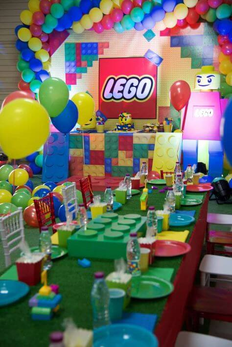 Lego theme - The Event Planet