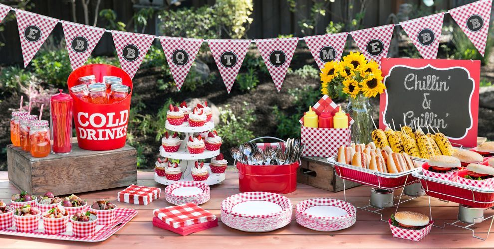 Picnic Birthday Themes for Girls - The Event Planet