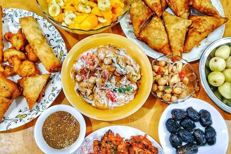 Iftari and Dinner Foods for Sehri & Iftar - The Event Planet