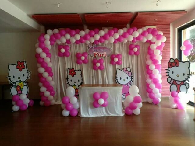 Hello Kitty theme - The Event Planet