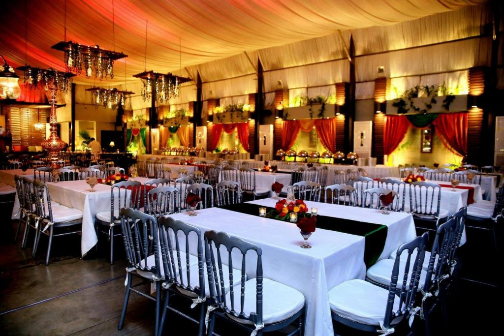 Courtyard Venues Marquee - The Event Planet