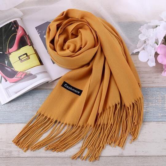 Cashmere scarfs - The Event Planet