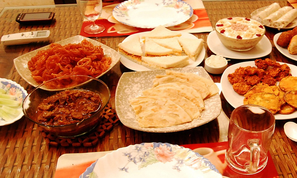 Sehri Foods for Sehri & Iftar - The Event Planet